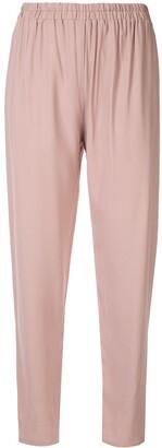 Mansur Gavriel Elasticated Trousers