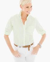 Chico's Caroline Pocket Shirt