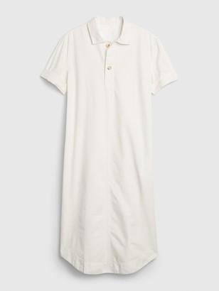 Gap Midi Shirtdress