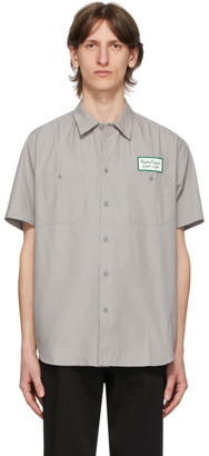 Wacko Maria Grey Work Shirt