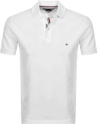 Tommy Hilfiger Regular Polo T Shirt White