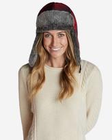 Eddie Bauer Women's Yukon Down Trapper Hat