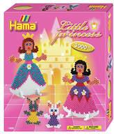 Hama beads Little Princess Gift Box