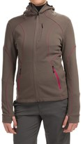 Smartwool 2013 PhD HyFi Hooded Shirt - Merino Wool, Full Zip (For Women)