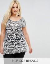 Koko Geo Print T-Shirt