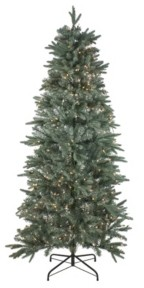 Northlight Pre-Lit Slim Washington Frasier Fir Artificial Christmas Tree