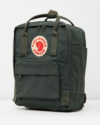 Fjallraven Green Backpacks - Kanken Mini - Size One Size at The Iconic