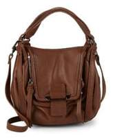 Kooba Mini Jonnie Leather Shoulder Bag