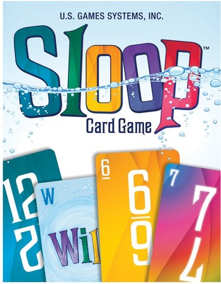 U.S. Games Systems Inc. Sloop Card Game by U.S. Games Systems