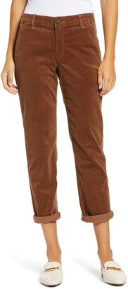 Wit & Wisdom Ab-Solution Stretch Cotton Corduroy Pants
