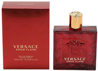 Versace Men's 3.4Oz Eros Flame Eau De Toilette Spray