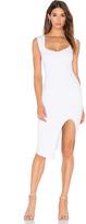 Nookie Captivate Square Neck Midi Dress