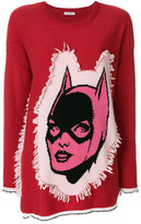 Iceberg catwoman patch jumper
