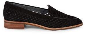 The Flexx Chelsea Laser-Cut Leather Loafers