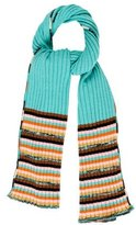 M Missoni Wool Striped Scarf