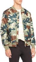 Wesc Camo Bomber Jacket