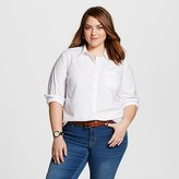 Merona Women's Plus Size Favorite Shirt