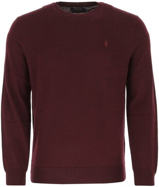 Polo Ralph Lauren Logo Crewneck Sweater