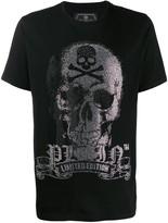 Philipp Plein Platinum Cut Skull T-shirt