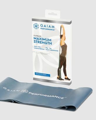 Gaiam Performance Flatband Maximum Strength