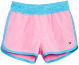 Champion Running Shorts, Toddler & Little Girls (2T-6X)