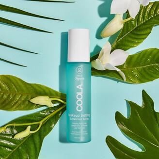 Coola Makeup Setting Spray Organic Sunscreen SPF 30