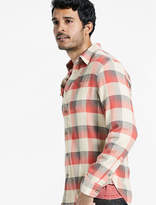 Lucky Brand Saturday Stretch Heritage Plaid