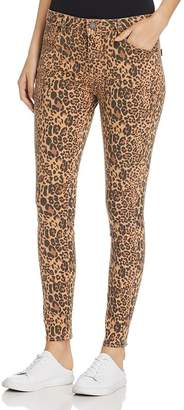 Parker Smith Ava Skinny Jeans in Leopard