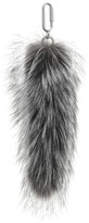 Amanda Wakeley Charcoal Fox Tail Charm