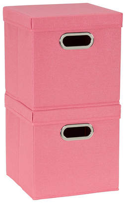 Household Essentials 2-Pc. Strawberry Storage Box Set