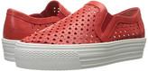 Armani Junior Perforated Heart Slip-On Sneaker (Little Kid/Big Kid)