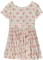 Morley Harper Belted Floral Dress