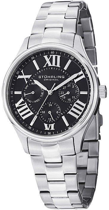 Stuhrling Original Sthrling Original Womens Stainless Steel Bracelet Watch
