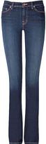J BRAND Jeans Mid Rise 16 inch dark blue