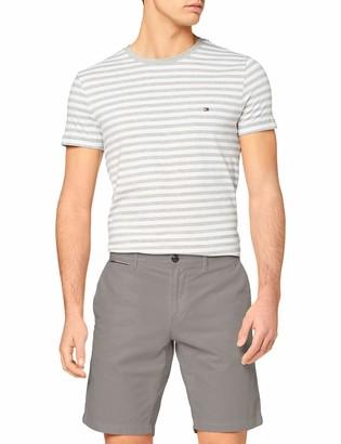 Tommy Hilfiger Men's Brooklyn Short Light Twill Loose Fit Jeans