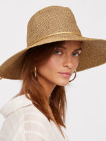 Free People Sancho Metallic Packable Hat