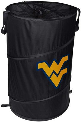 West Virginia Mountaineers Cylinder Pop Up Hamper