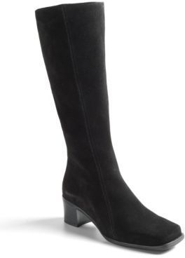 La Canadienne Jessica Suede Boots