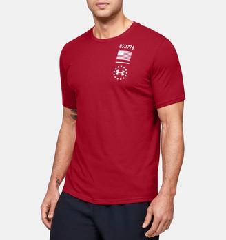 Under Armour Men's UA Freedom Tried & True T-Shirt