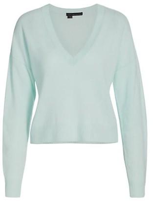 360 Cashmere Alexandria V-Neck Cashmere Sweater