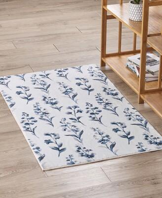 Seventh Studio Wild Floral Scatter Rug Bedding
