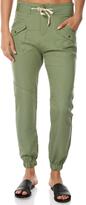 Billabong Womens Kendric Pant Green