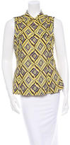 Tory Burch Button-Up Top