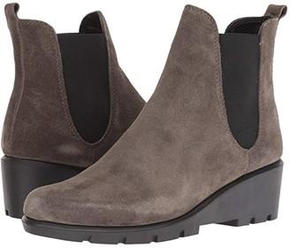 The Flexx Slimmer (Peanut Suede) Women's Boots