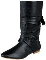 Belle by Sigerson Morrison Women's 6089 Ankle Wrap Bootie
