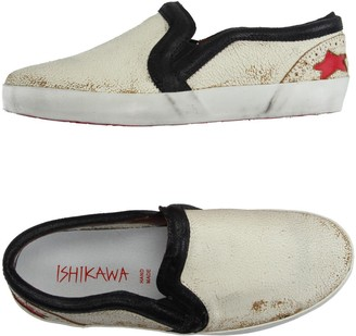 Ishikawa Low-tops & sneakers - Item 44970651WB