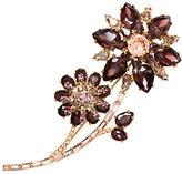 Kate Spade Trellis blooms large brooch