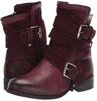 Miz Mooz Savvy (Midnight) Women's Lace up casual Shoes