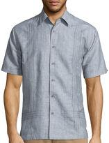 HAVANERA Havanera Pocket Embroidered Shirt