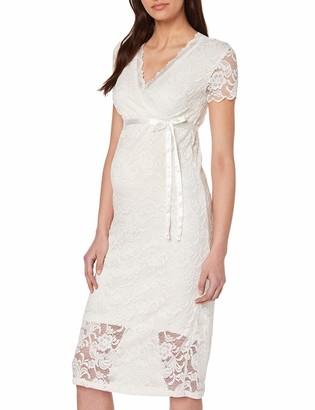 Mama Licious Mamalicious Women's Mlmivana S/s Crossover Midi Dress